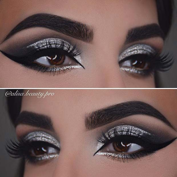 23 atemberaubende Make-up-Ideen für Herbst und Winter - Popular