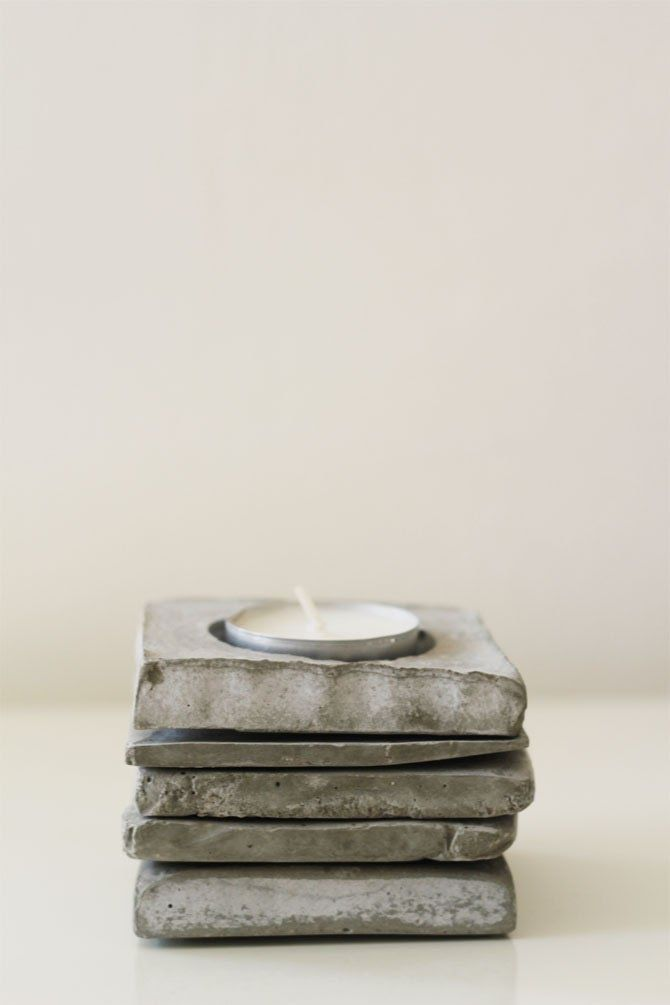 Mylifebox diy coasters d i y pinterest cement for How to make concrete coasters