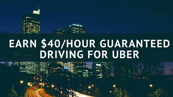 Uber Driver Guaranteed Hours How Does It Work Learn Forex