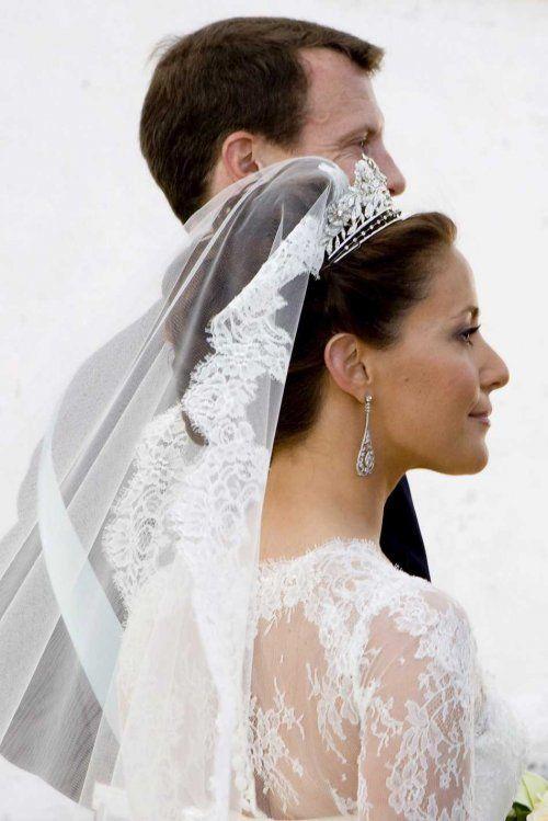 Denmark royal wedding | Royal Family Fashion | Pinterest | Denmark ...