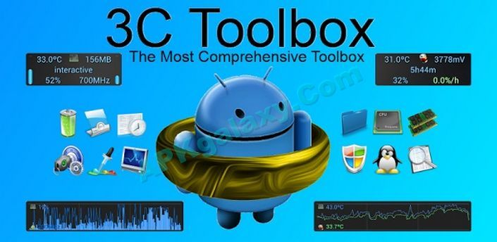 This Latest version of 3C Toolbox Pro includes several changes which Feature are mentioned below. You can Simply Download this 3C Toolbox Pro directly from APK4Lite, You have to do 1 or 2 clicks for Direct Download on Your Mobile, Laptop or Tablet - Links given below.