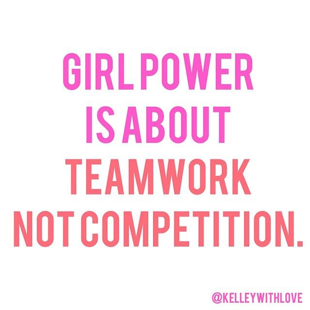"""Tag your fave female blogger/entrepreneur. We're stronger"