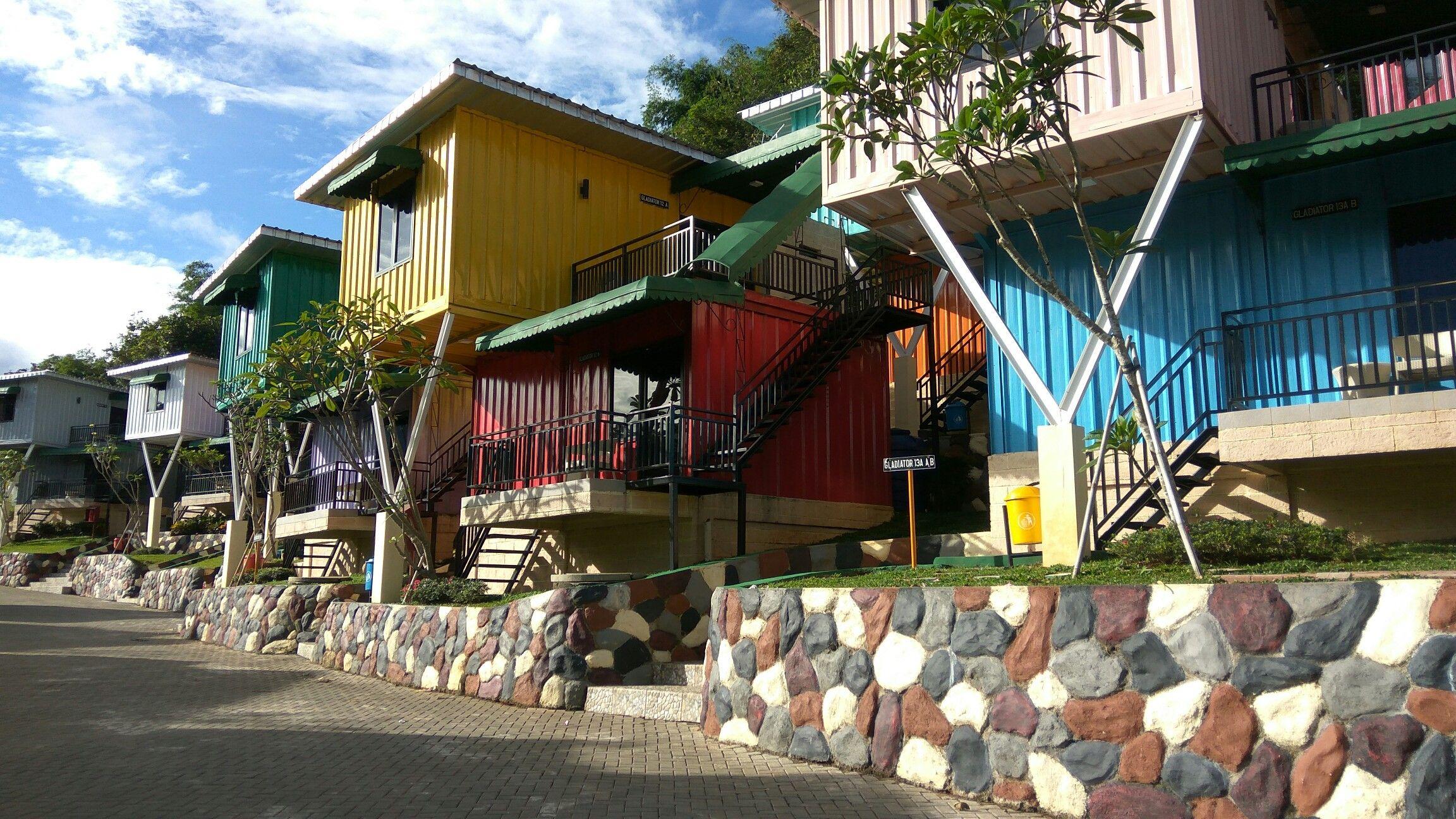 Jeep Station Indonesia Resort Megamendung Bogor Visited