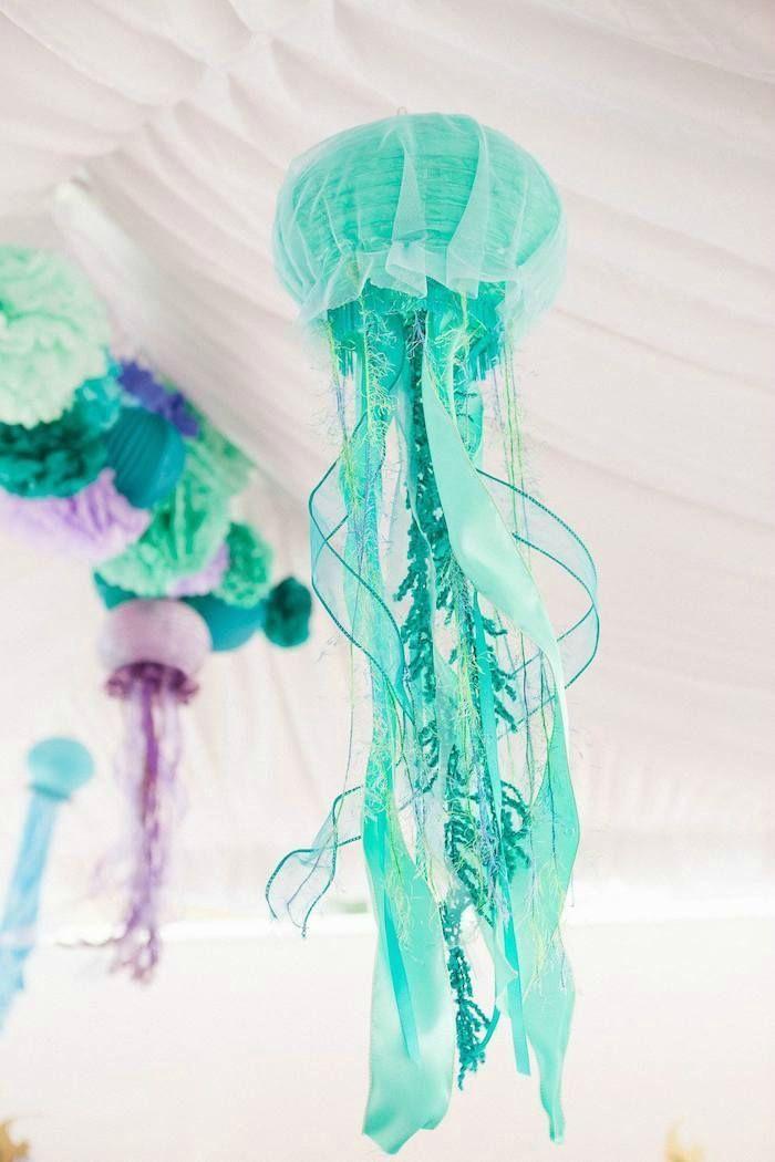 21 Marvelous Mermaid Party Ideas for Kids | Kids Birthday ...