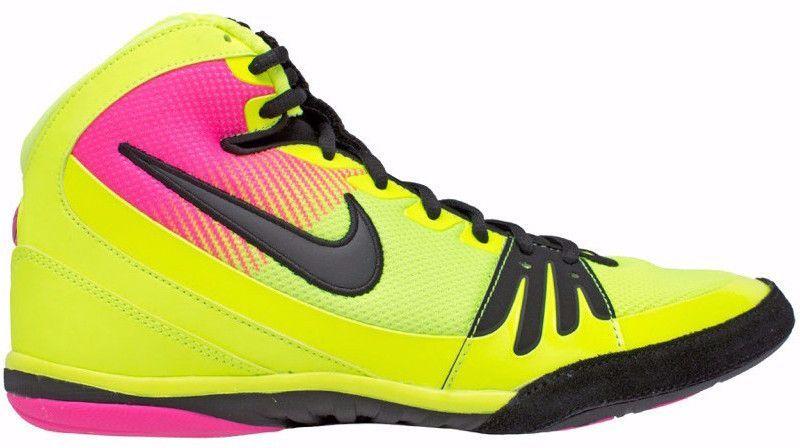 finest selection 277fc 10666 Nike Freek Unlimited Wrestling Shoes