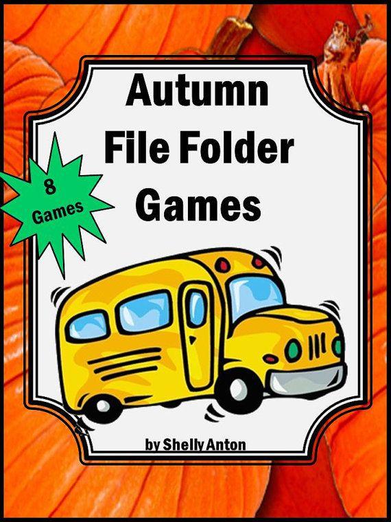 Pin on folder games