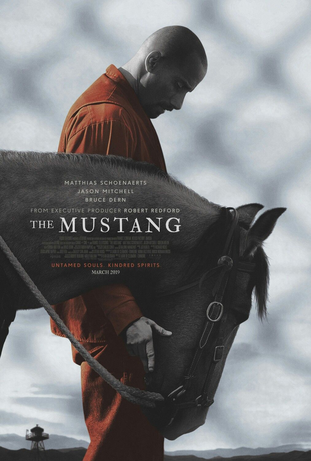 The Poster For The Drama Mustang Mustang Movieposter Drama
