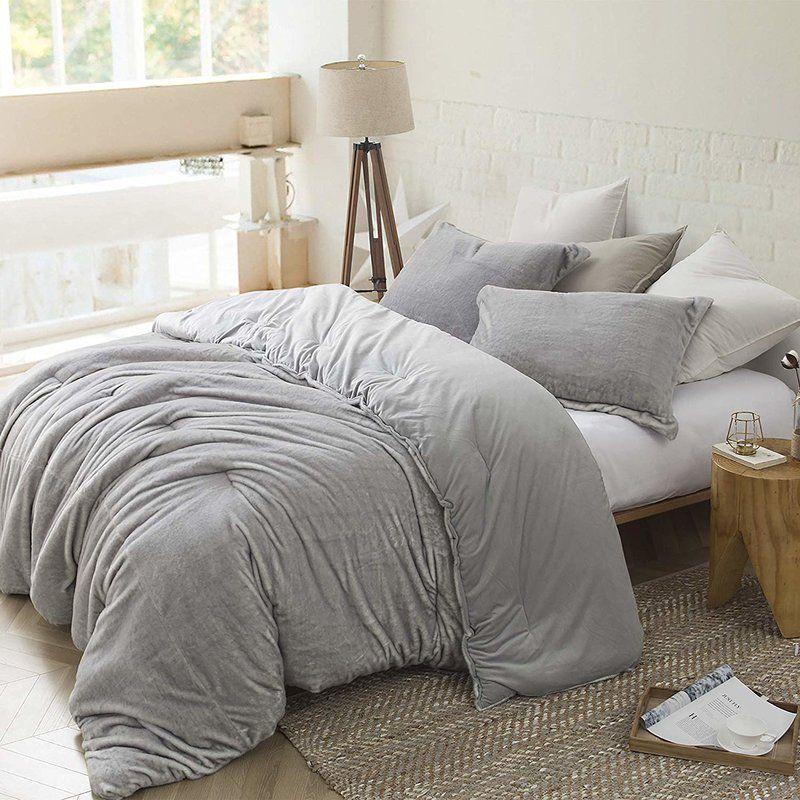 Lafond Comforter Set Grey Comforter Bedroom Comfortable Bedroom