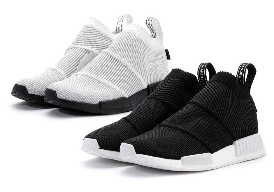 adidas NMD City Sock Gore Tex Release