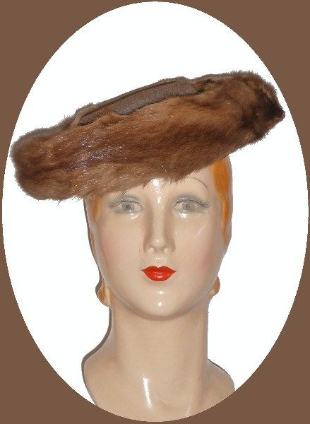 1940's Hat by Shapoes