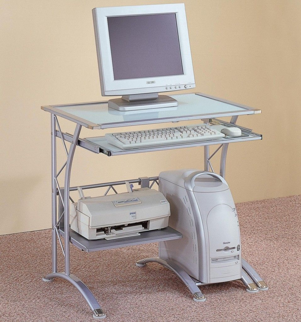 Lovely Small Computer Desk | Small Computer Desk | Mr. Mattress Furniture Direct