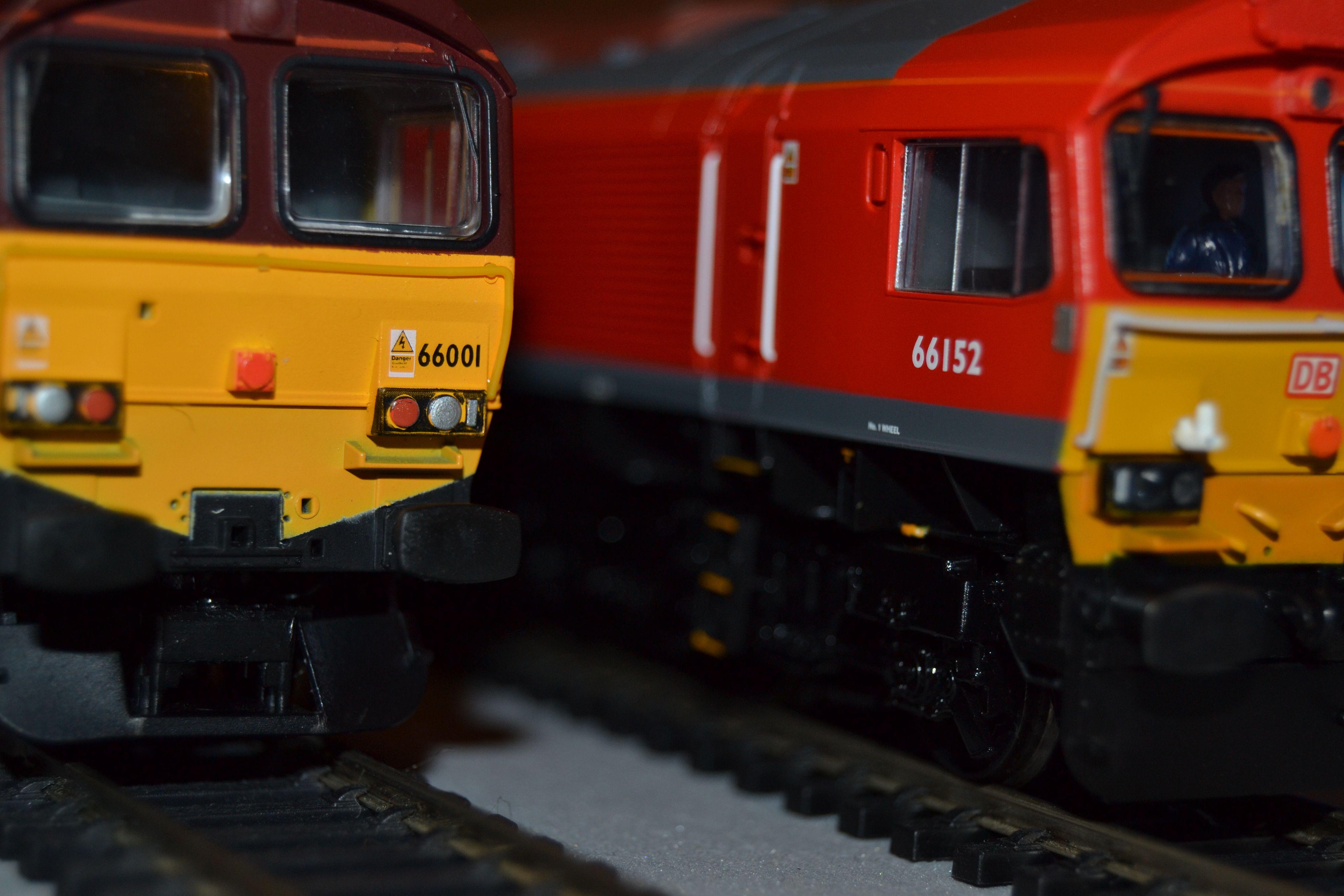 batmacan adlı kullanıcının Model train panosundaki Pin