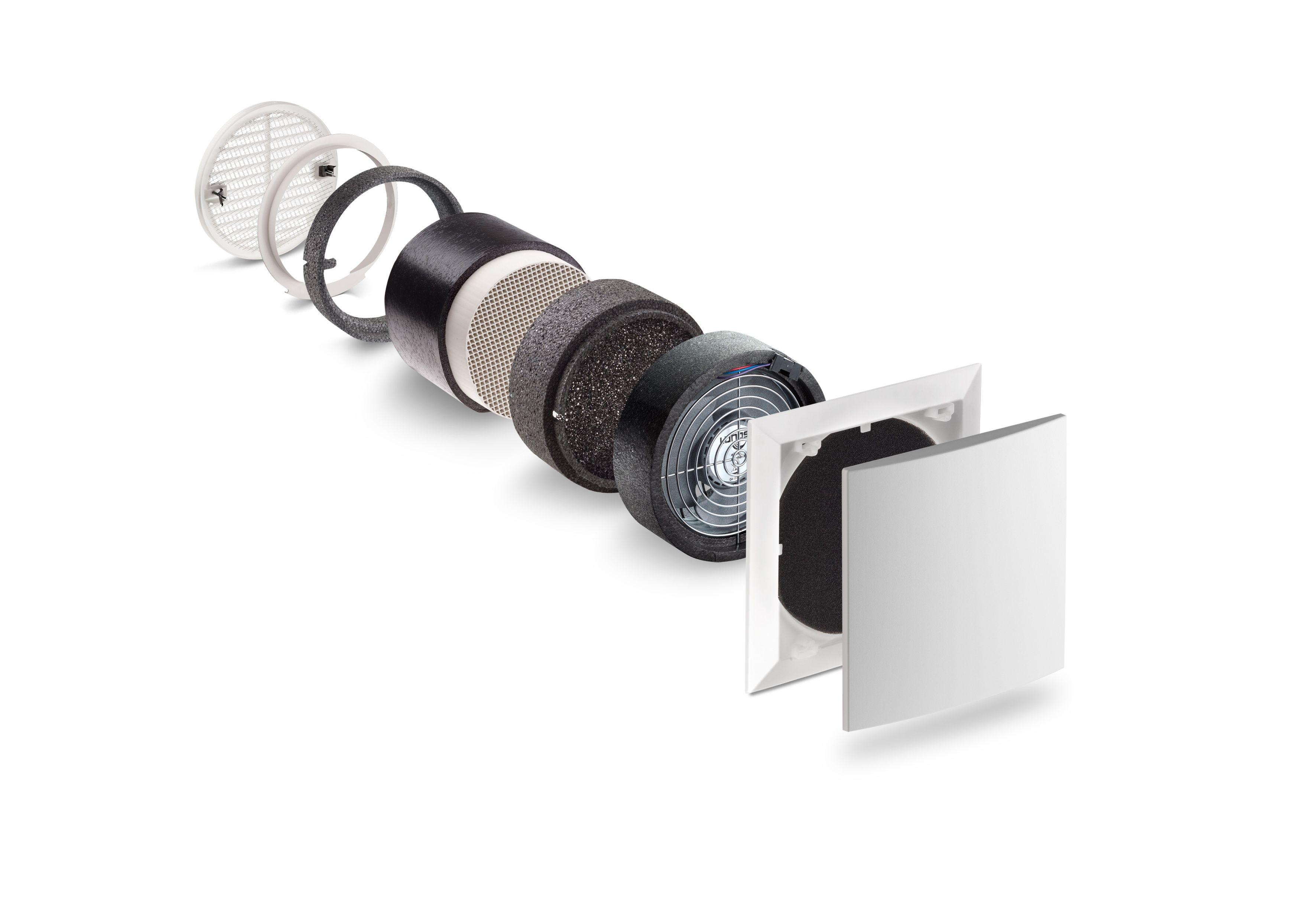 Lunos E 60 Konstanter Volumenstrom Bei Hohen Gegendrucken Luftungsanlagen Luftung Drucken