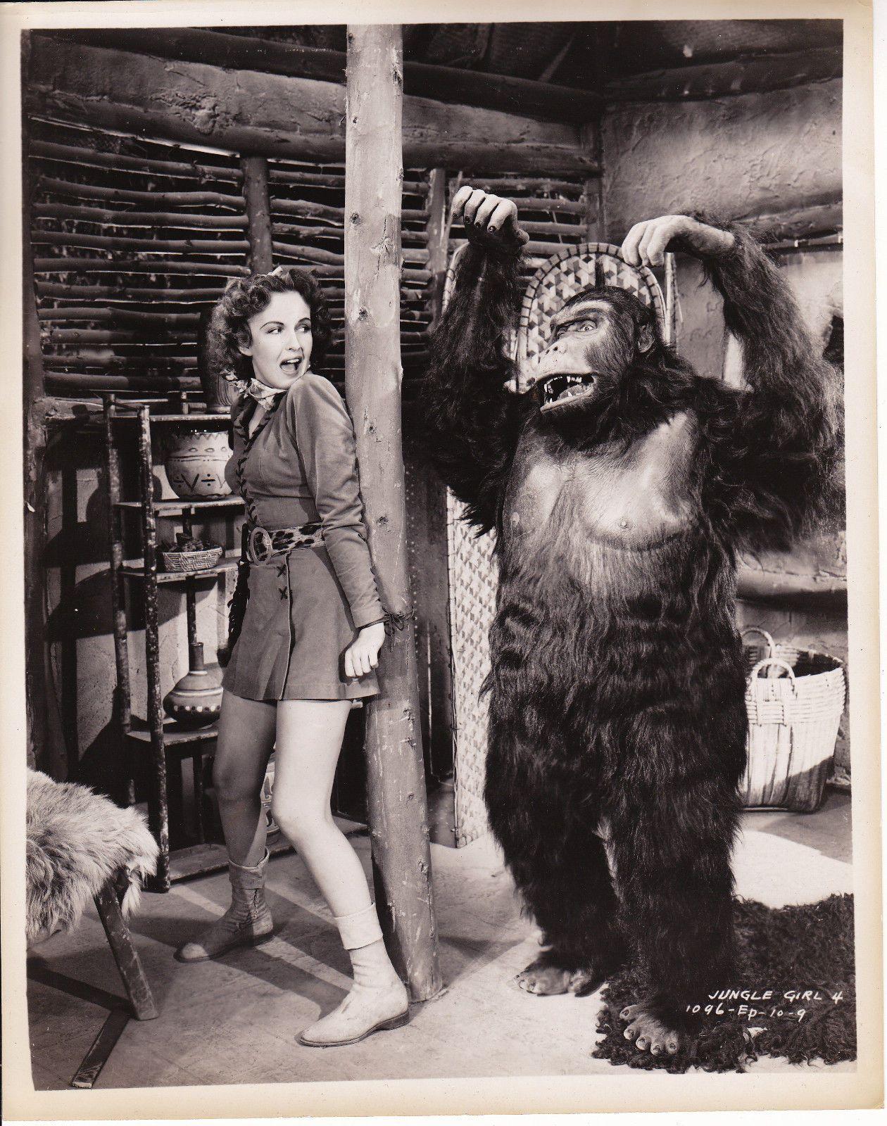 Jungle Girl (serial) Jungle Girl 15 Chapter Republic Serial 1941 starring Frances
