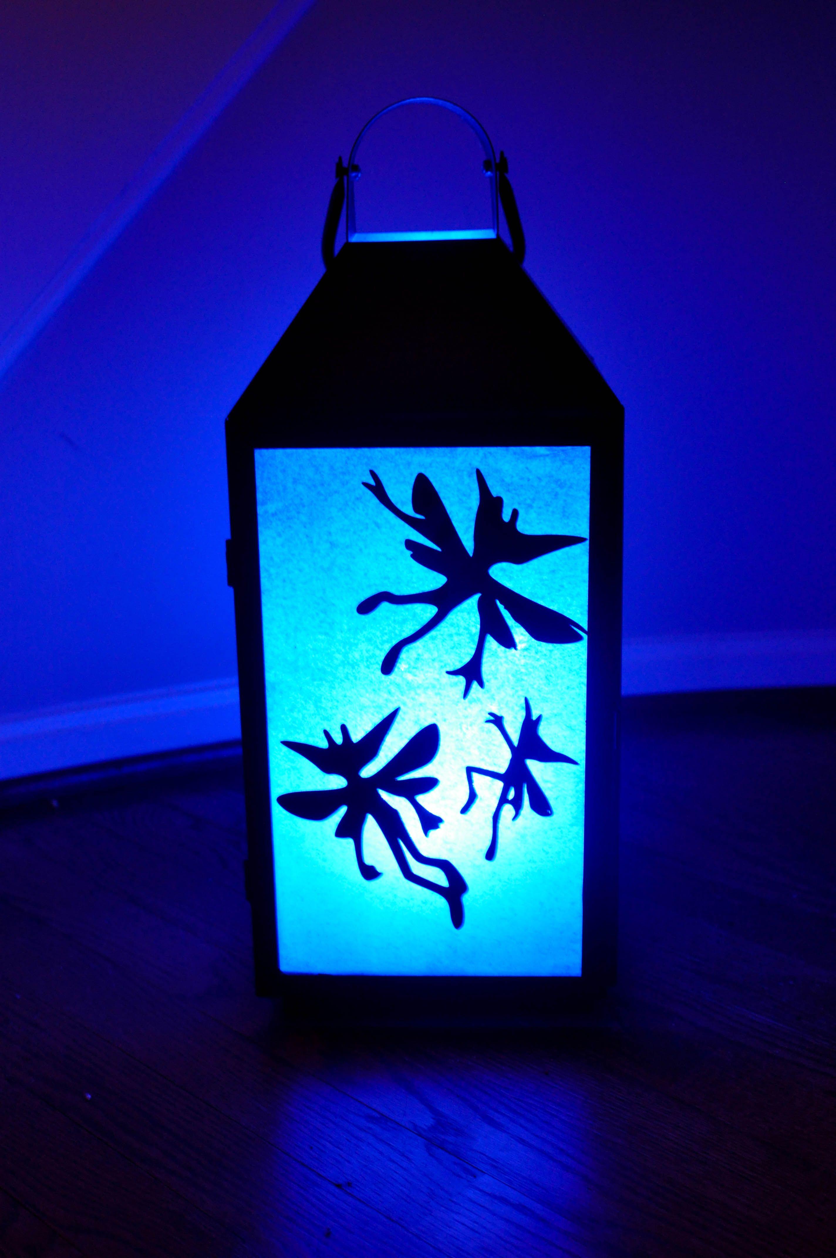 Cornish Pixie Lantern Tutorial. DIY Harry Potter Lantern ...