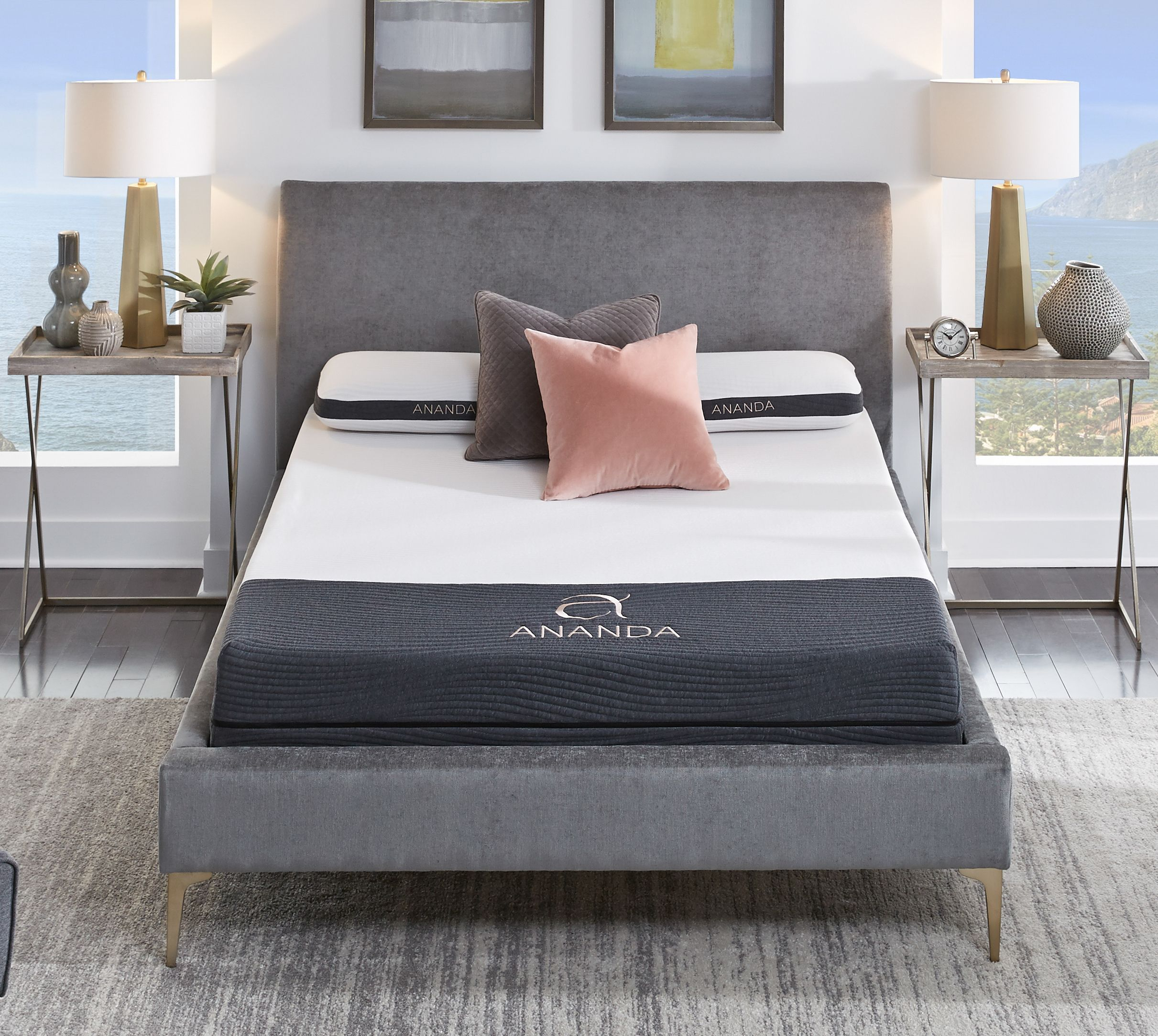 Restore The Energy And Balance In Your Life Get An Ananda Mattress And Get The Rest You Deserve 699 For A Queen Financing Mattress Throw Blanket Home Decor