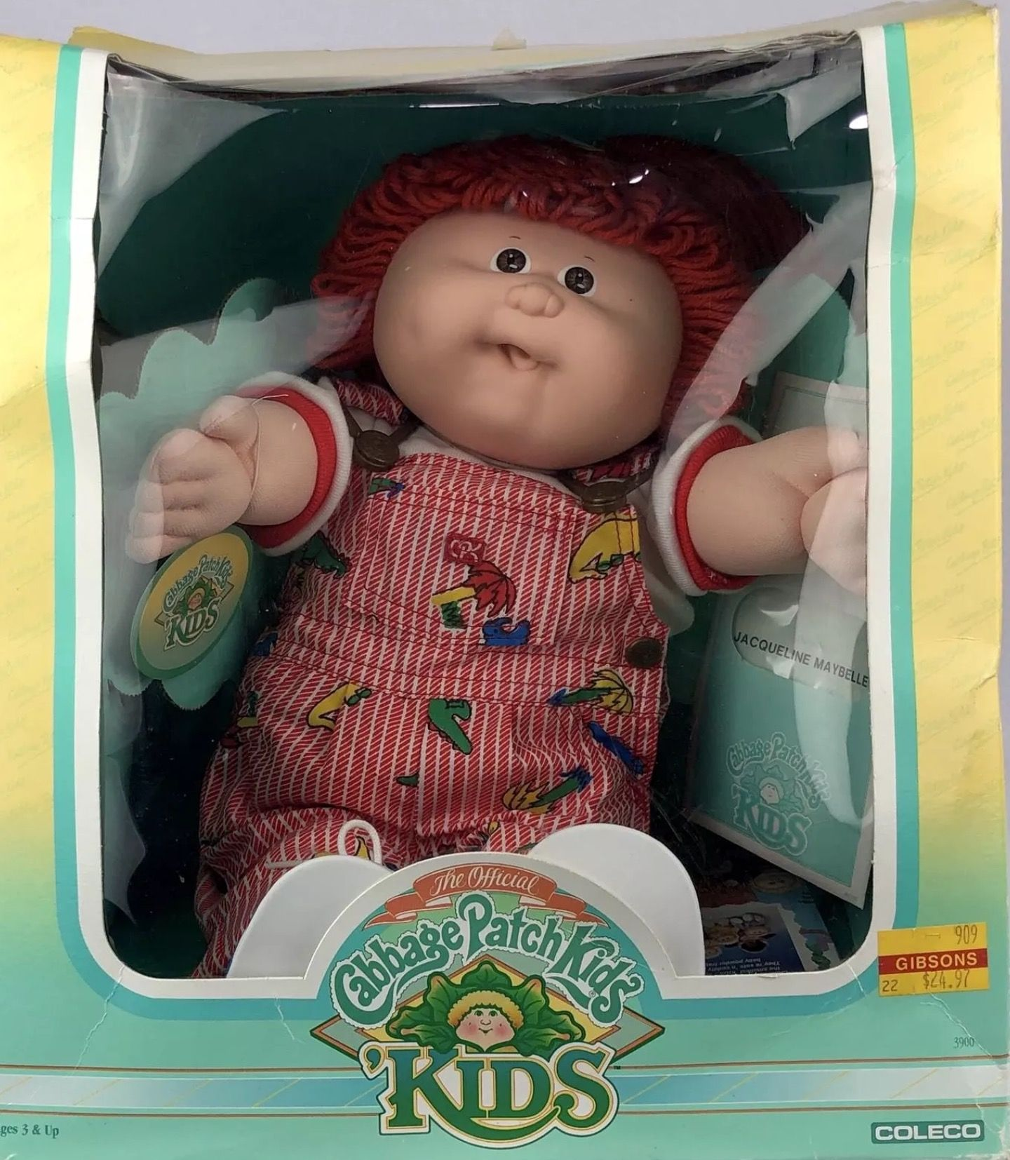 Pin By Arlethia English On Cabbage Patch Kids Cabbage Patch Dolls Cabbage Patch Kids Cuddly Doll