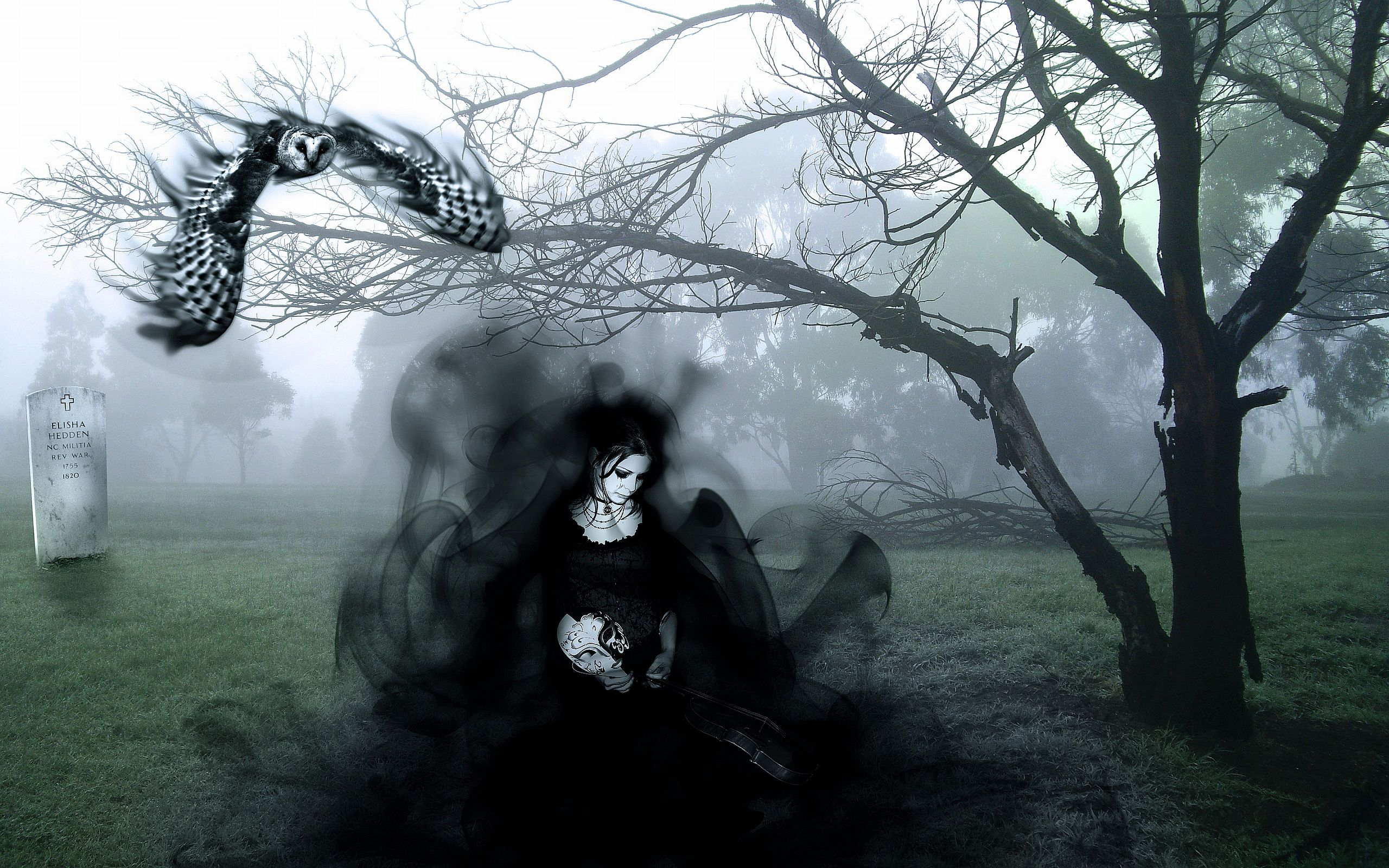 Girl in grave yard dark gothic wallpapers free gothic girl in grave yard dark gothic wallpapers free gothic wallpaper dark art girls voltagebd Gallery