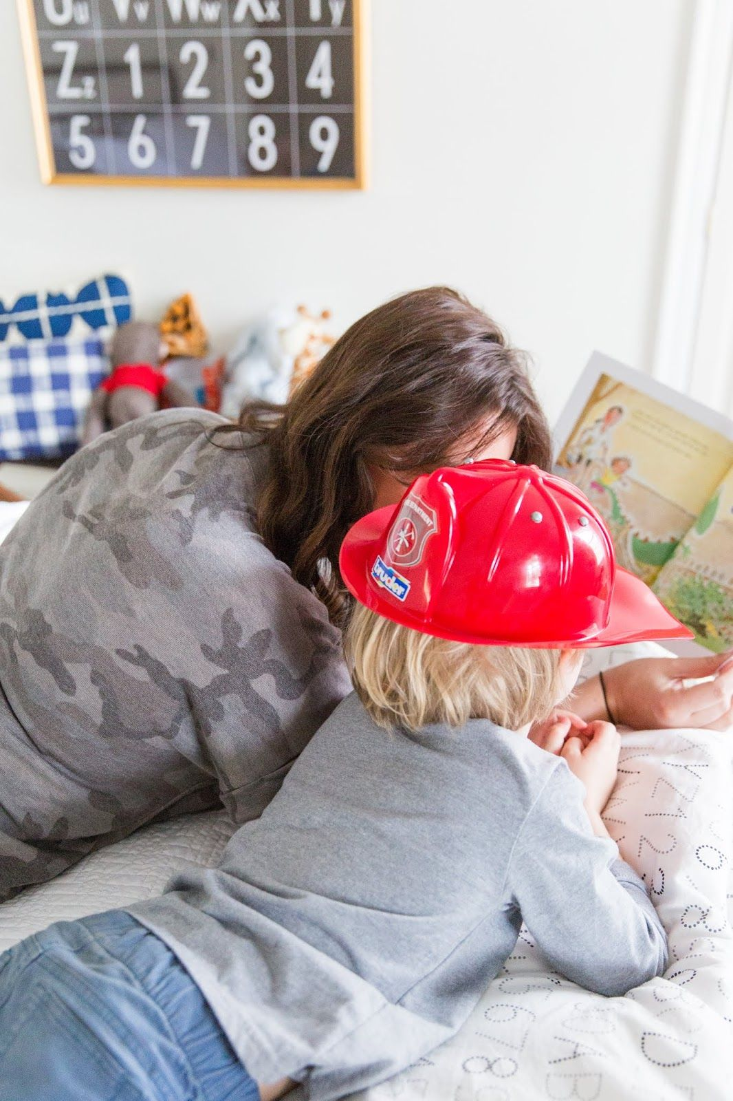4 Ways To Teach Preschoolers About Fire Safety With First