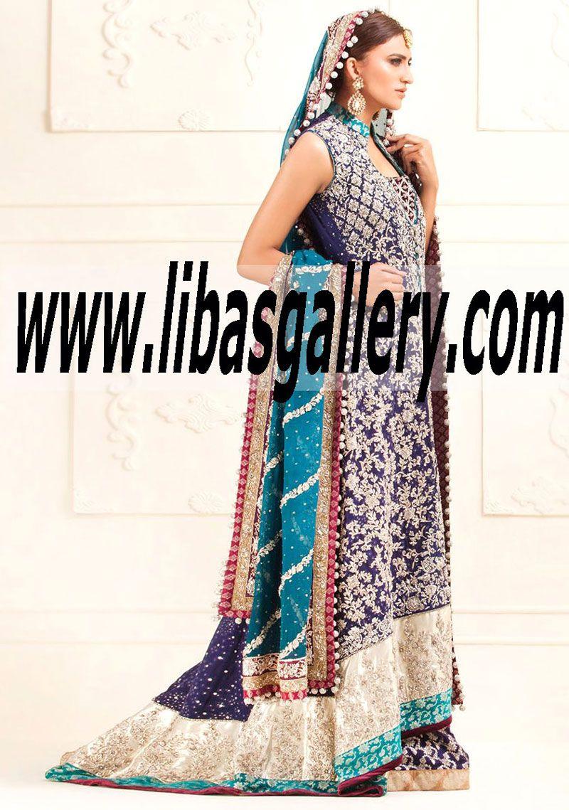 See Peace here --> www.libasgallery.com - Pakistani Bridal Wear ...