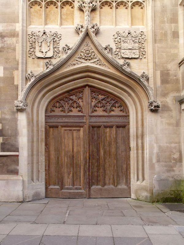 Church Castle Doors Hand Crafted In America Using Old World Techniques Since Order your Custom Wood Door in any size and style solid thick wood ... & entrace stone trim doors | Building a Castle | Pinterest | Doors pezcame.com