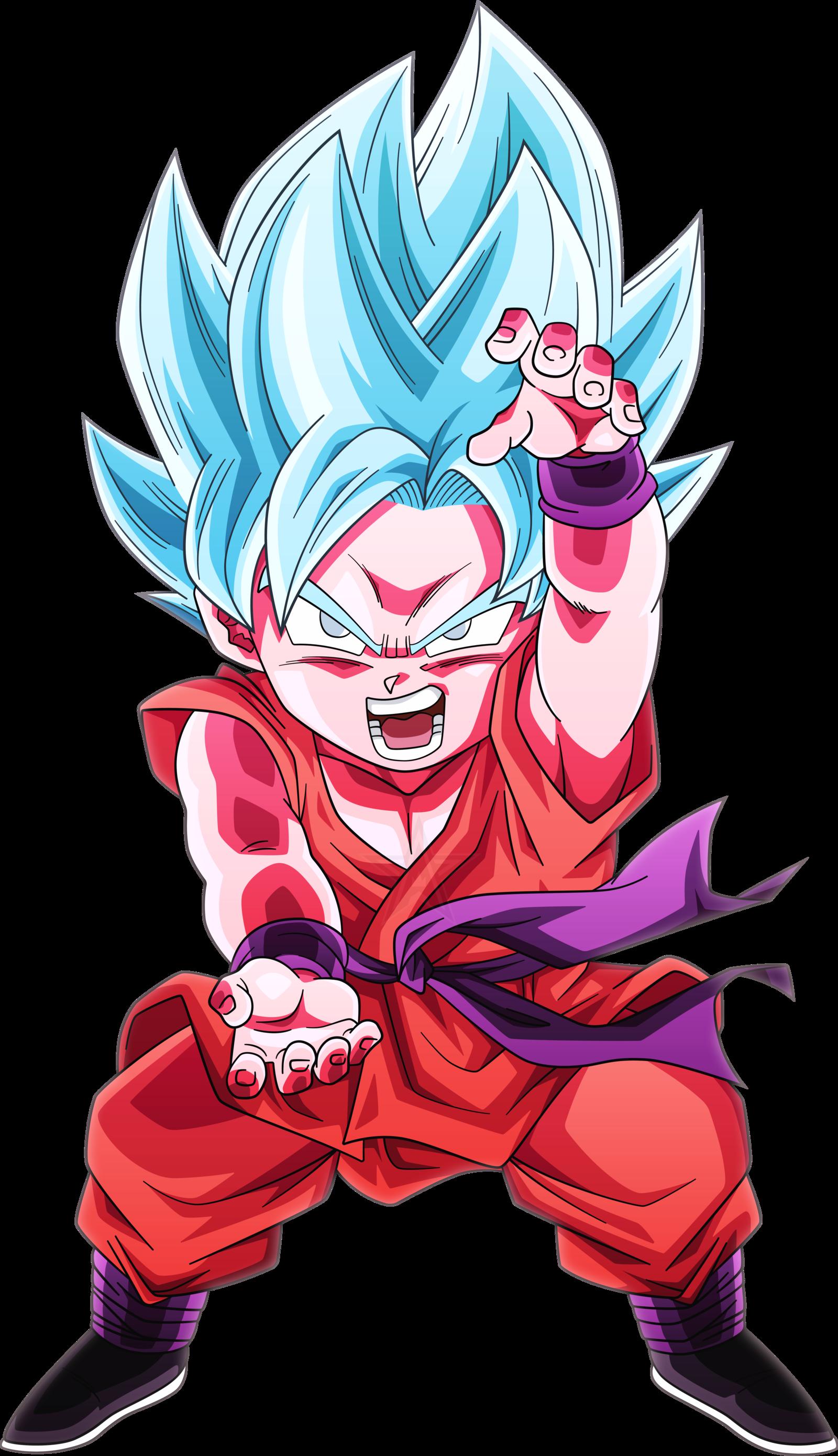 Image Result For Goku Ssj Blue Kaioken Ruler The King