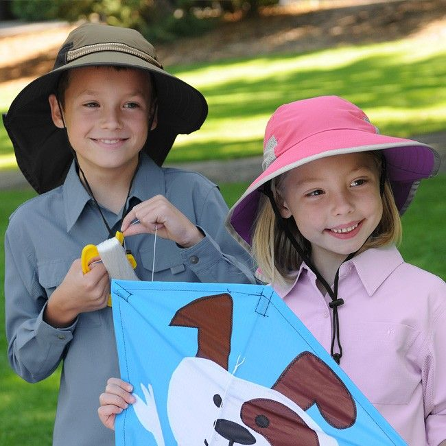 If you were to design the perfect kids  sunhat what would yo  44db43f1048