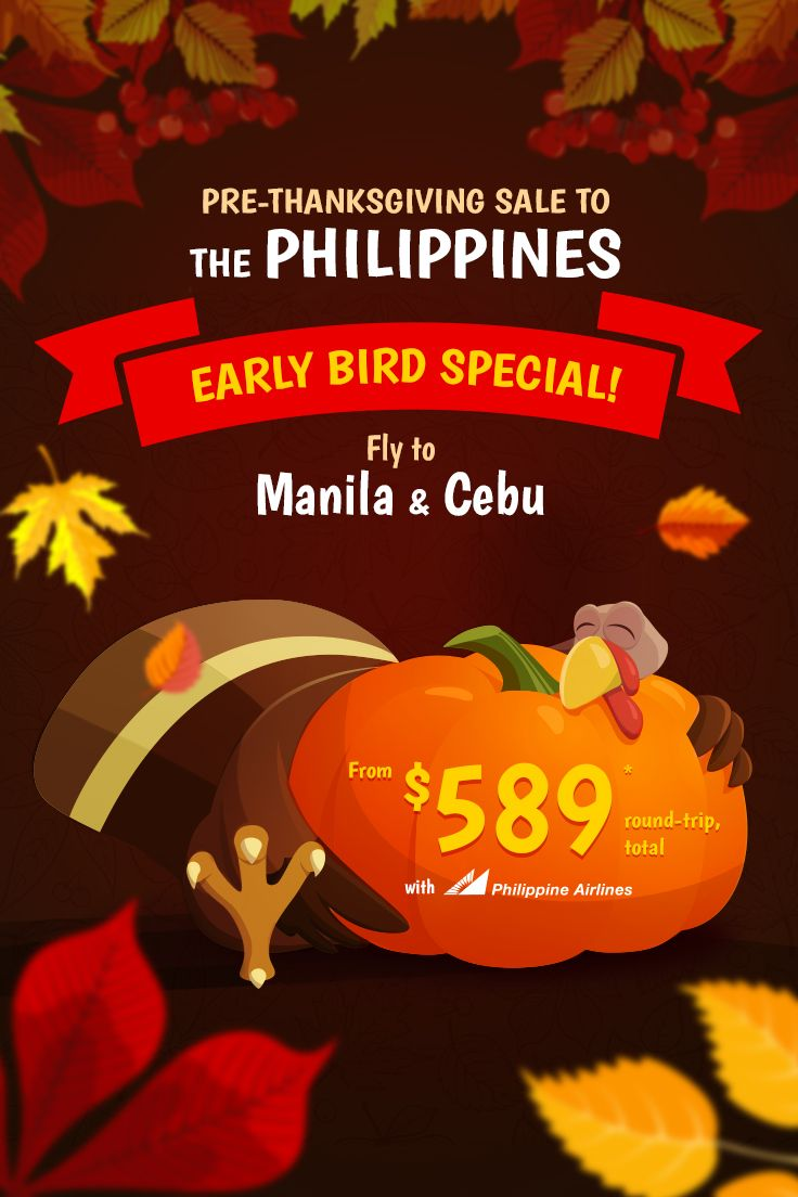 Pre Thanksgiving Special To The Philippines Thanksgiving Day Is Getting Close And What Better Way To Celebrate Than Purchasing A Great D Cebu Spot Books Manila