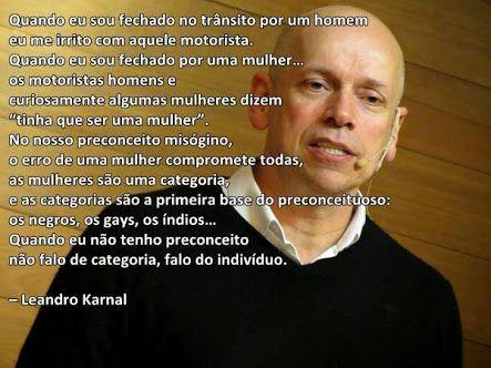 Leandro Karnal Filosofia Frases Citações E Frases