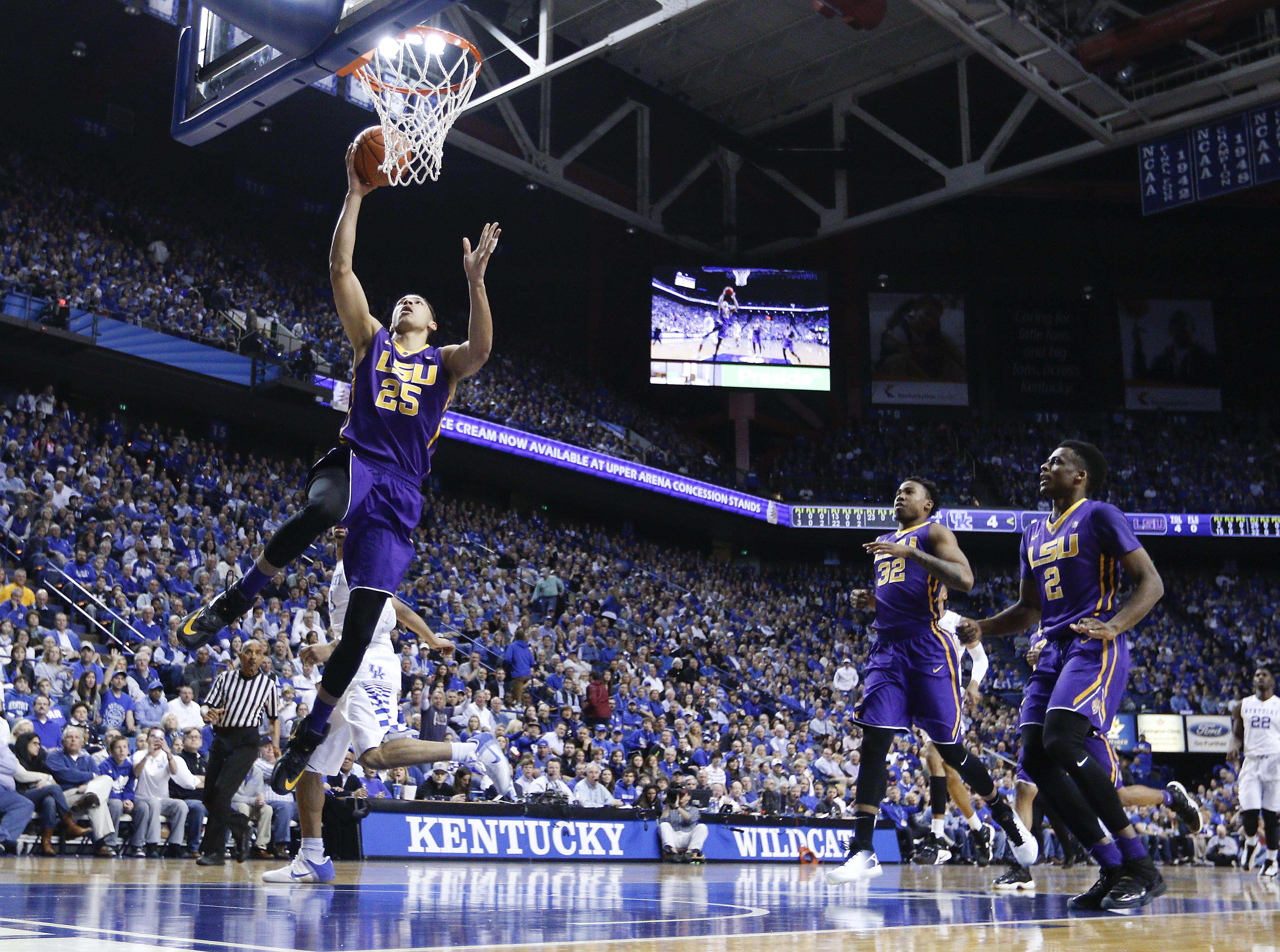 Ben simmons shows the ncaa why the oneanddone rule is a