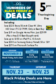 Here are some of the best Black Friday deals from Best Buy ...