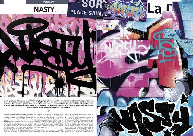 """Check out Paris Tonkar magazine // Graffiti and Street art: Le numéro 7 en kiosques à partir du 16 mars !"""" Decal @Lockerz http://lockerz.com/d/24571181?ref=paris.tonkarmagazine"""