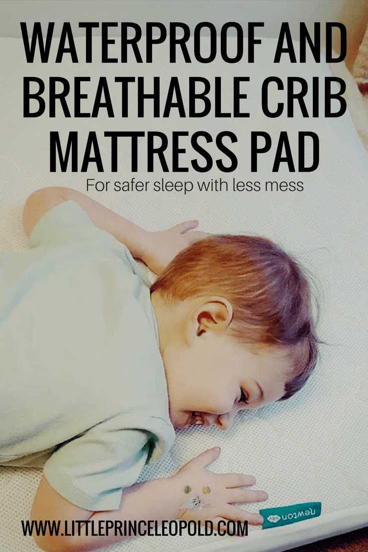 Waterproof Breathable Crib Mattress Pad Mattress Pad Crib Mattress Cribs