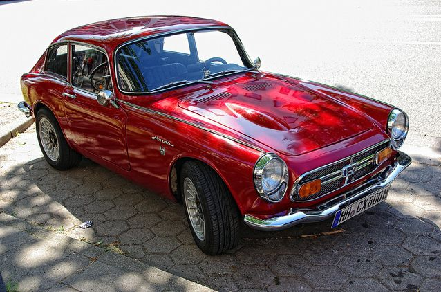 1967 honda s800 hardtop car pinterest see best ideas about voitures vehicule ancien and honda. Black Bedroom Furniture Sets. Home Design Ideas