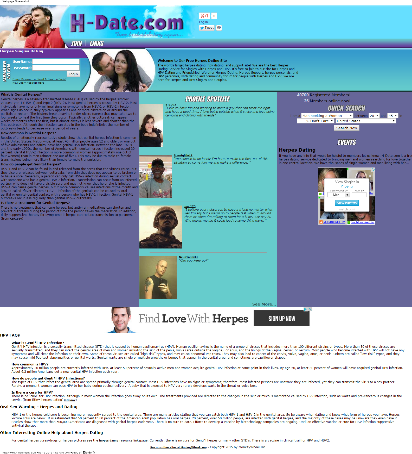 Free dating site UK