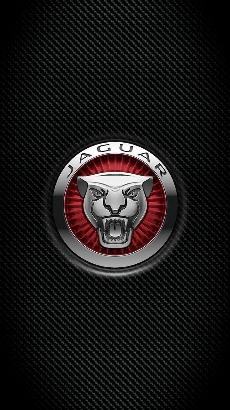 Jaguar Logo Wallpaper Screen Saver For Smartphone Cars And Motor Sportwagens Wallpaper Achtergronden Logo S