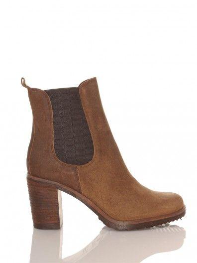 Vrouwen Fred De La Bretoniere Schoenen Laarzen Lage Laarzen Schoenen Mode Schoenen Laarzen