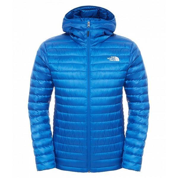 92386f33ed0d Tonnerro hoodie donsjas heren blauw