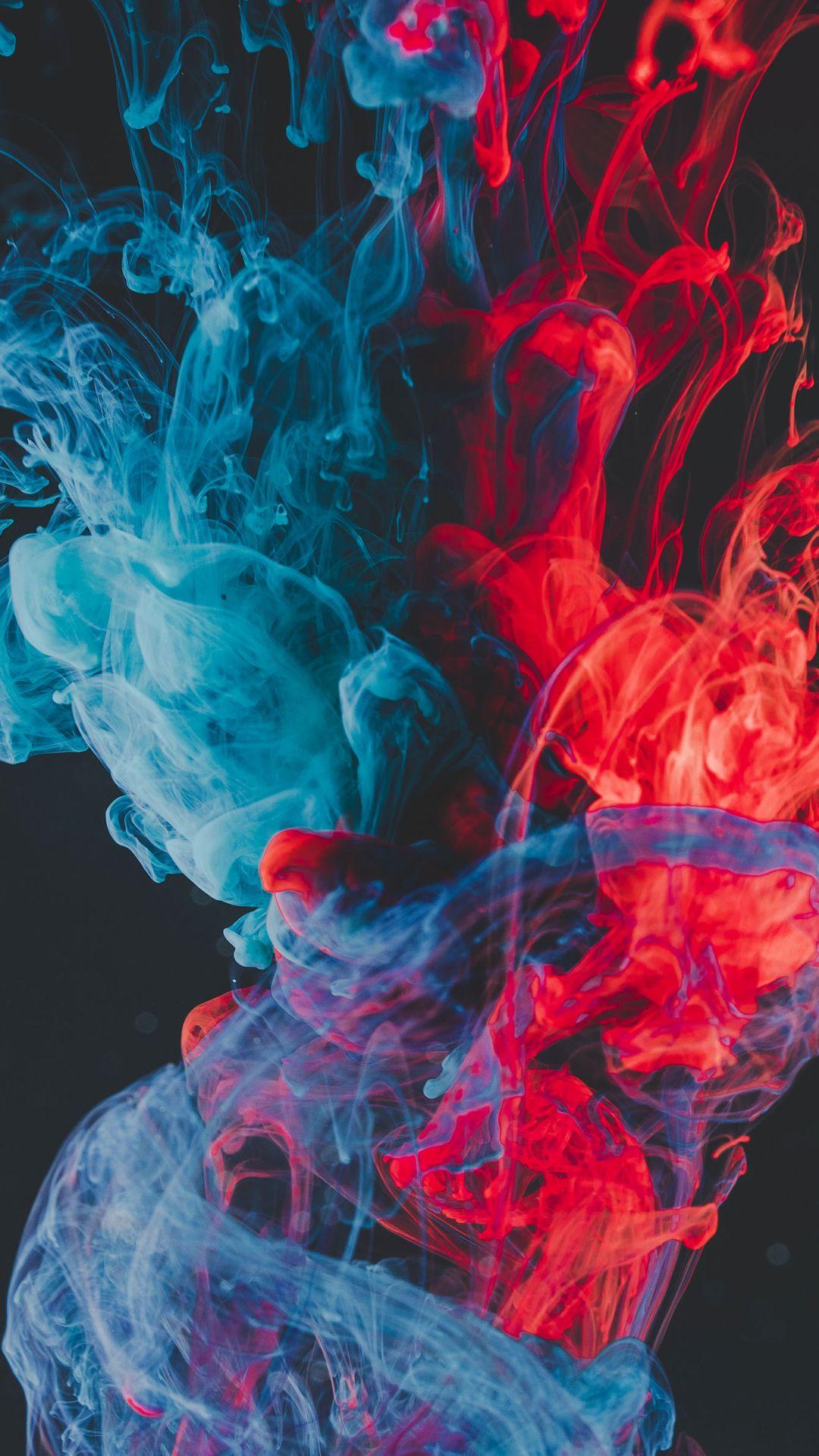 Abstract / Smoke (1080×1920) Mobile Wallpaper