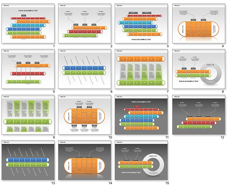 timeline-charts-powerpointjpg (770×630) Corporate presentations - sample power point calendar