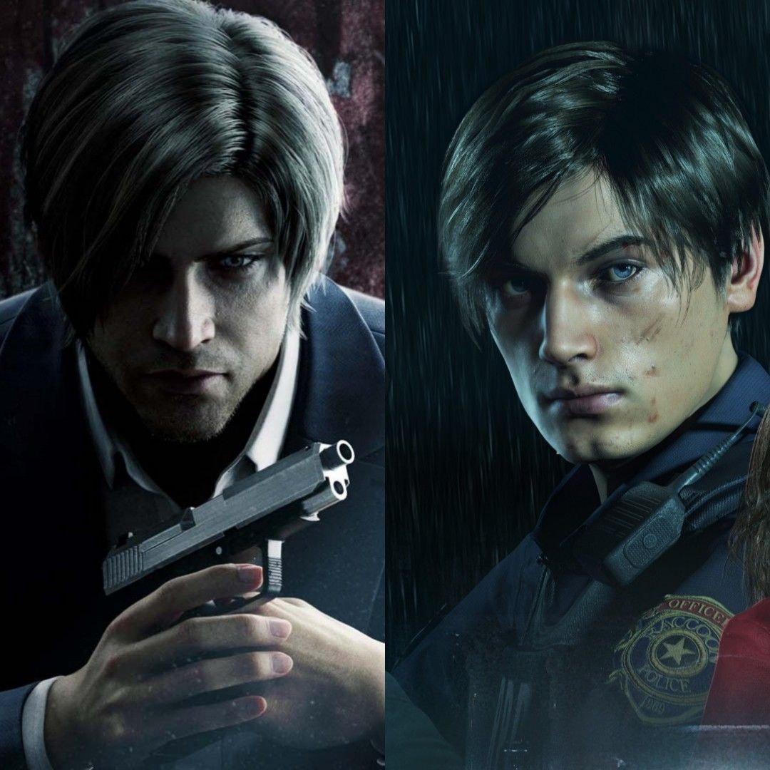 Pin By Leo Loud On Leon S Kennedy Resident Evil Leon Resident Evil Anime Resident Evil