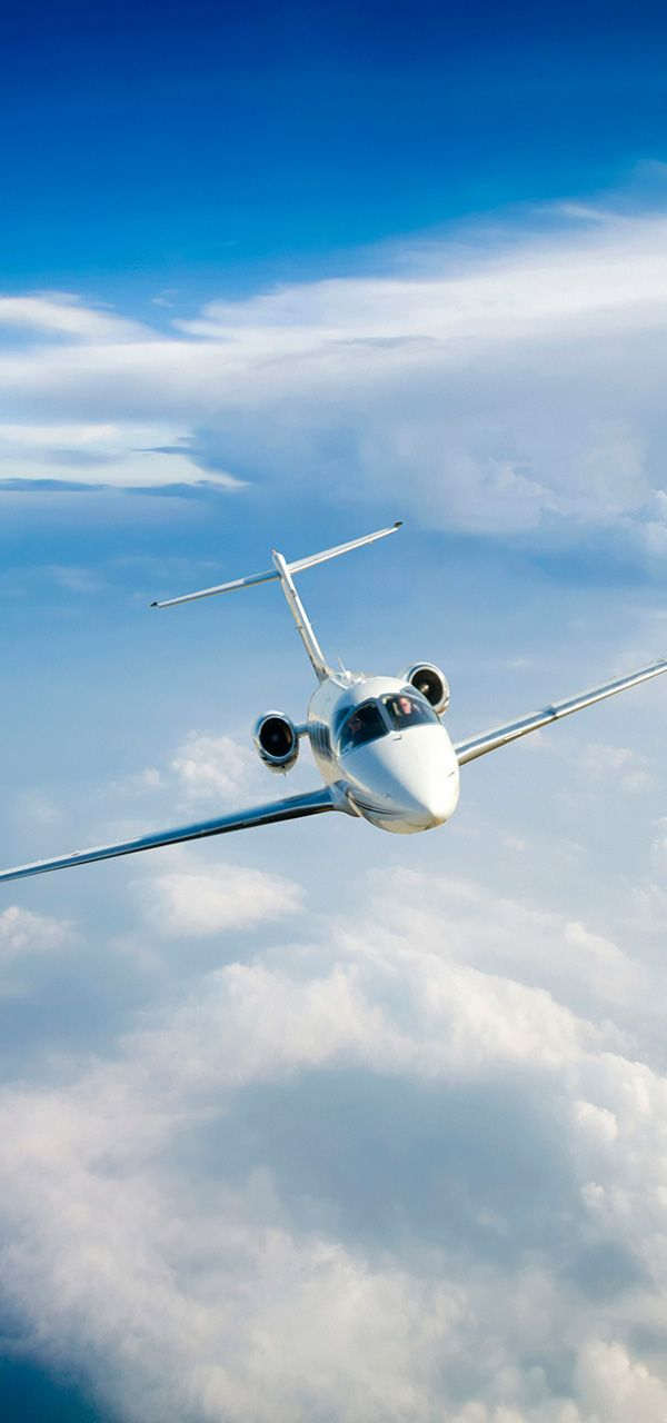 Private Jet - The Only Way To Travel