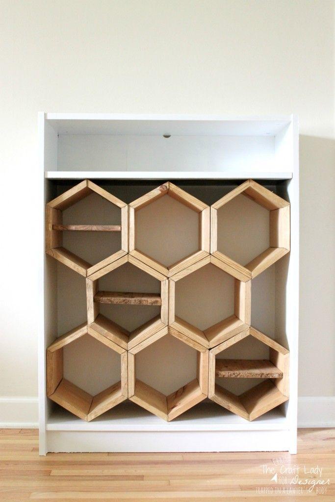 Hexagon DIY Shoe Rack | Diy shoe rack, Shoe rack and Organizing