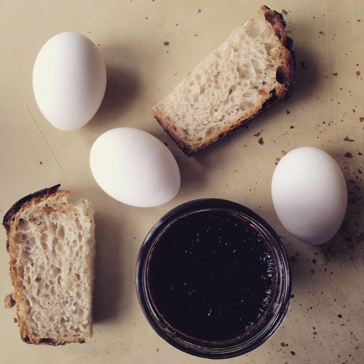 C+B for breakfast/lunch Food, Breakfast, Eat