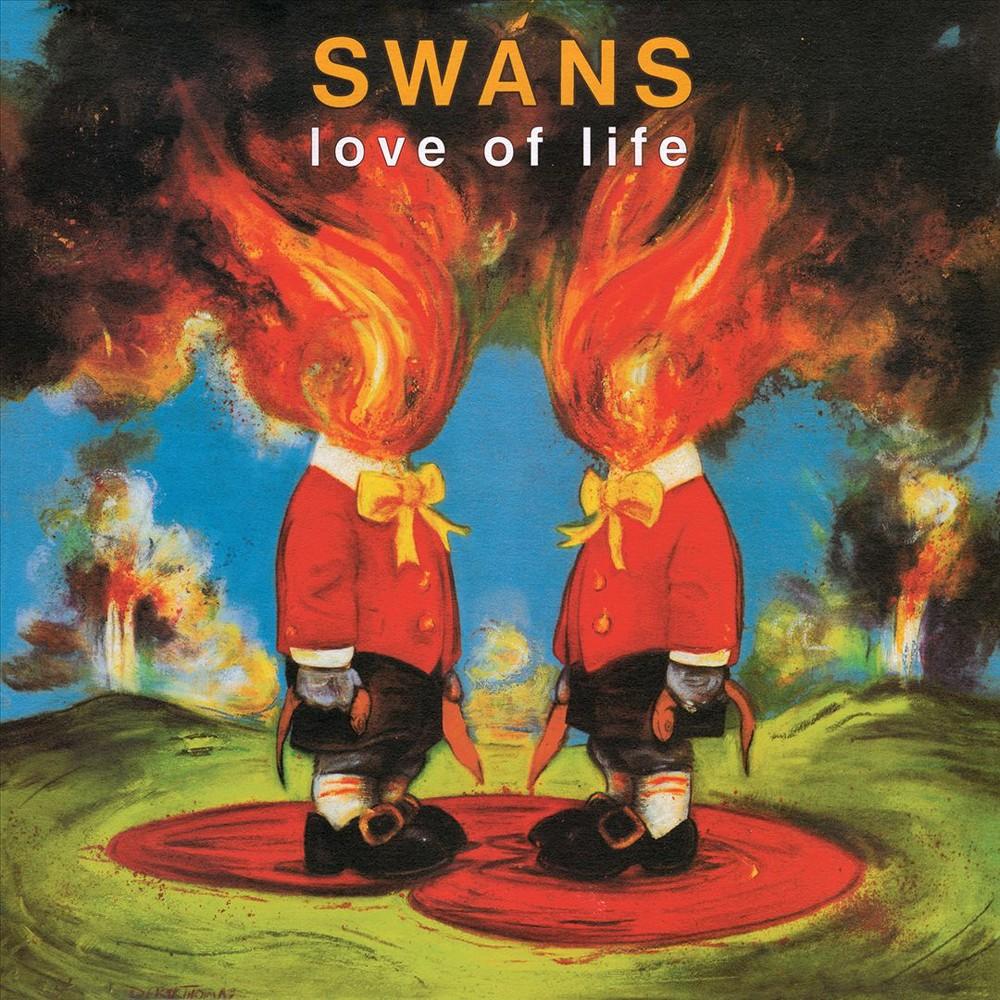 Swans Love Of Life Vinyl Products Swan Love Swan Music