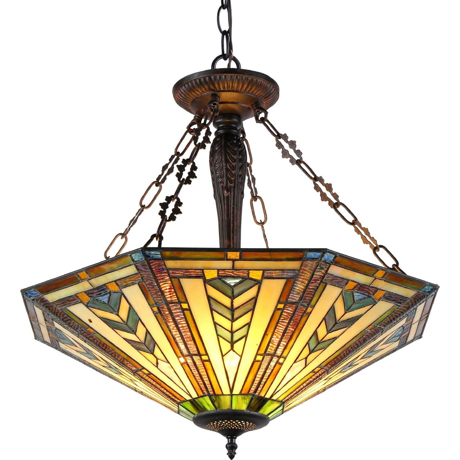 tiffany style chandelier Google Search
