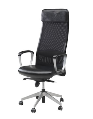 five best office chairs   desks, office designs and college dorms