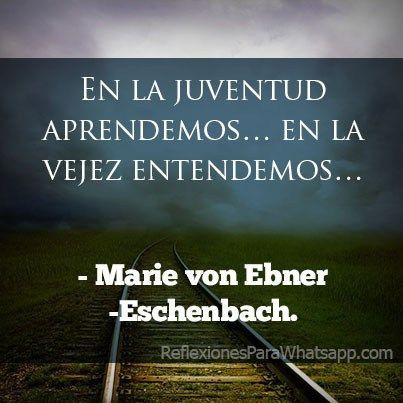 Imagenes Con Frases Sobre La Juventud Y La Vejez Para Reflexionar Y Compartir True Words Spanish Memes Quotes