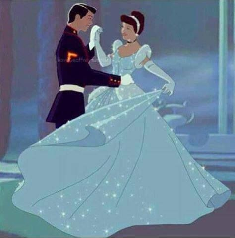 Couldn't be more true! My prince charming and I!