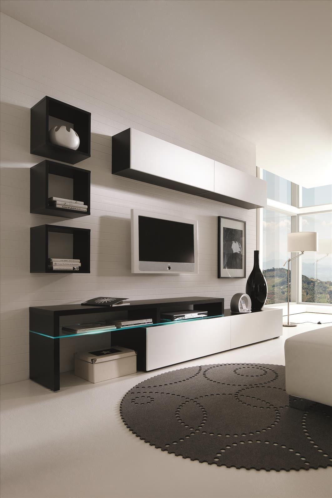 Cado Modern Furniture Amsterdam Cs11335 Modern Wall Unit
